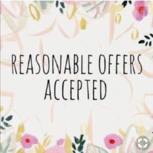 Other - 🌸Accepting reasonable offers and BUNDLES !!🌸